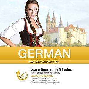 German in Minutes Speech