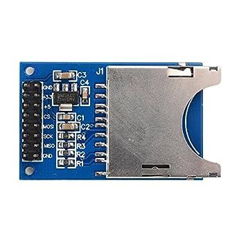 Amazon.com: Ranura para módulo de tarjeta SD Lector de ...