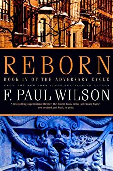 Reborn Book IV Adversary Cycle ebook product image