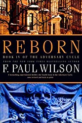 Reborn (The Adversary Cycle Book 4)