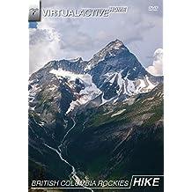 Virtual Active Home British Columbia Rockies Hike DVD