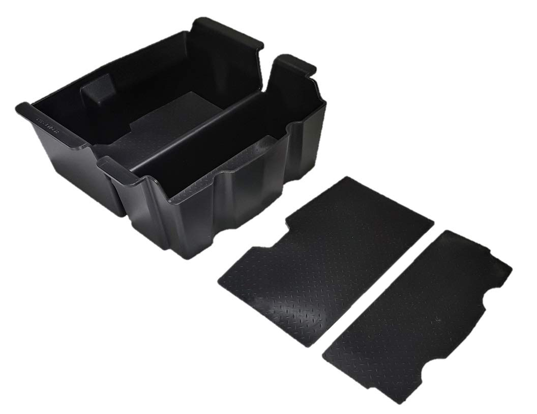2018-19 - Made in USA Center Console Organizer Tray for Jeep Wrangler JL and JLU Vehicle OCD