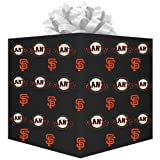 MLB San Francisco Giants Wrapping Paper, Health Care Stuffs