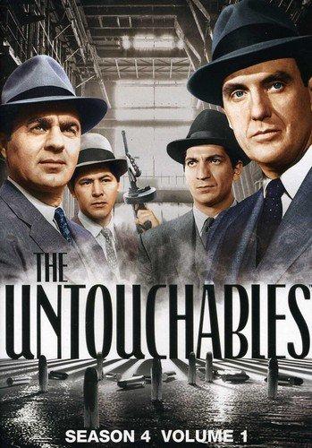 The Untouchables: Season 4 Volume 1 by Paramount Home Entertainment