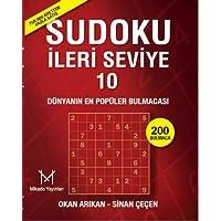 Sudoku İleri Seviye 10: Dünyanın En Popüler Bulmacası