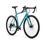 Raleigh Bikes Tamland 2 All Road Bike, Blue, 56 cm/Medium Raleigh Bikes