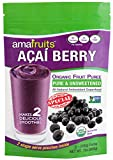 Amafruits Acai Berry Puree - Special Grade - Pure & Unsweetened offers