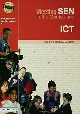 Amazon Com Meeting Sen In The Curriculum Ict Ebook border=