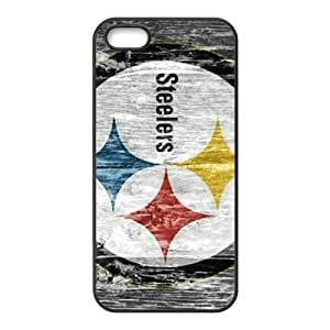 Happy Creative Steelers Pattern Fahionable And Popular Back Case Cover For Iphone 5s