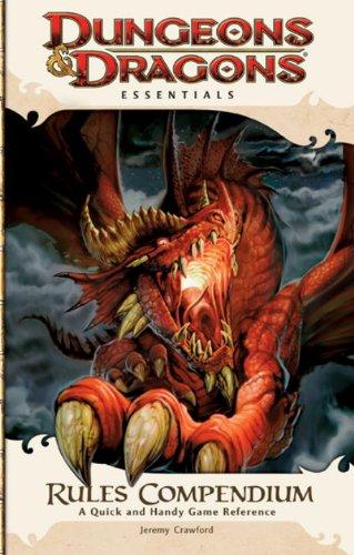 Rules Compendium: An Essential Dungeons & Dragons Compendium pdf