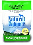 Cheap Natural Balance Vegetarian Formula Dry Dog Food, 4.5-Pound Bag
