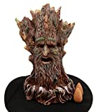 Atlantic Collectibles Whispering Forest Mystic Greenman Backflow Incense Cone Burner Aroma Scent Figurine 6.75″H