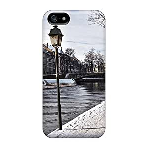 DaMMeke Case Cover For Iphone 5/5s - Retailer Packaging Strasbourg Protective Case
