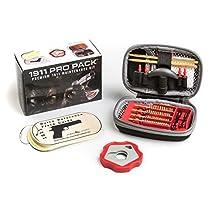 Real Avid 1911 Pro Pack Premium Handgun Cleaning Maintenance Kit