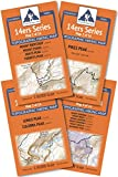 Colorado 14ers Series Front-Tenmile-Mosquito Range Map Pack