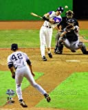 Luis Gonzalez Arizona Diamondbacks Game 7 2001 World Series Game Winning Hit Photo 8x10