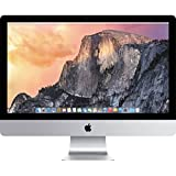 Apple iMac 27 Desktop with Retina 5K display - 3.3 GHz Intel Core i5, 1TB Hard Drive, 32GB 1600MHz DDR3 SDRAM, AMD Radeon M290 GPU 2GB GDDR5, Mac OS X Yosemite, (Mid 2015)