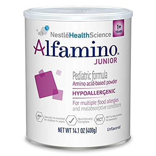 Alfamino Junior - 1 Case pack of 6 by Nestle