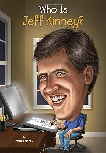 Who Is Jeff Kinney? (Who Was?)