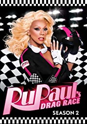 RuPaul\'s Drag Race: Season 2 (3 Discs)