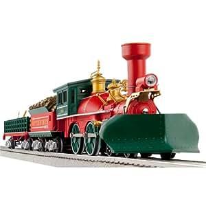 Nutcracker Route Christmas Train Set