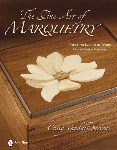 Marquetry Art - The Fine Art of Marquetry:  Creating Images in Wood Using Sawn Veneers