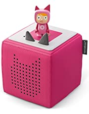tonies 03-0014 Toniebox Startset Starterbox Kreativ, Pink