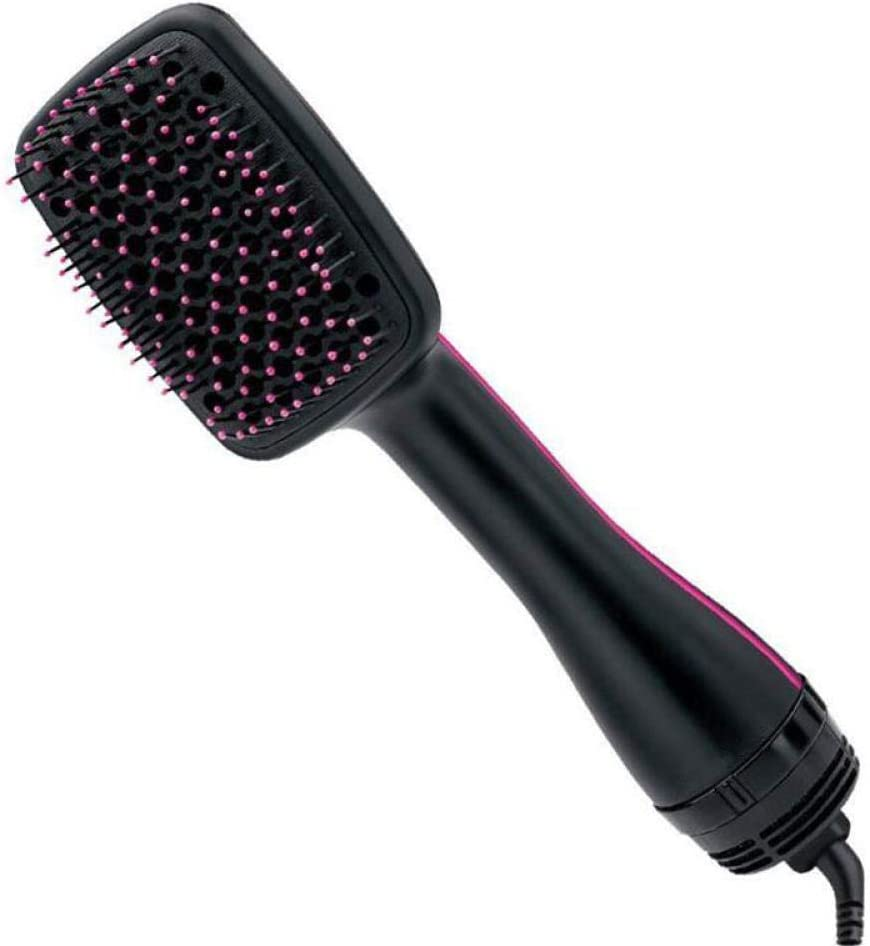 2 en 192 MultifunctionProfessional Hair Dry Brocha para el pelo