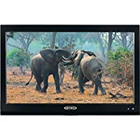 Jensen JTV19DC HD Ready 19 LED TV with Integrated HDTV (ATSC) Tuner (1080p, 720p, 480p), 12V