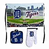 MLB Detroit Tigers Premium Barbeque Tailgate Set