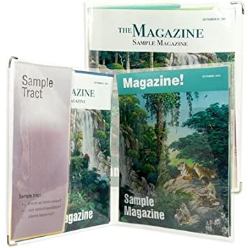 Amazon.Com : Tract And Watchtower Magazine Organizer : Office Products
