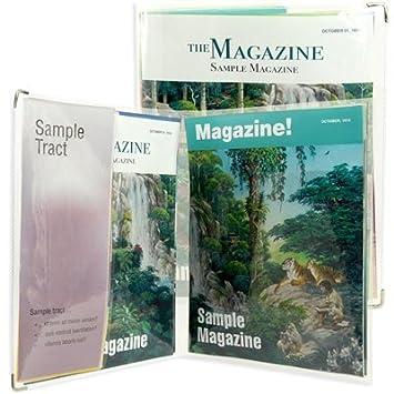 Amazon tract and watchtower magazine organizer office products tract and watchtower magazine organizer m4hsunfo