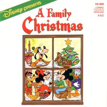 disney presents a family christmas - Disney Christmas Music