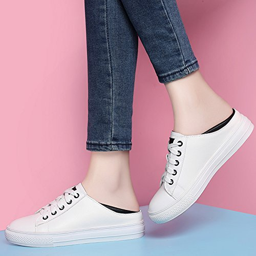 Casuales NGRDX De Zapatos Blancos White Zapatos Mujer Zapatos Blancos Deportivos amp;G Zapatos 0xOqw07B
