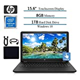 "Best Pc Laptops - HP 15.6"" HD 2019 New Touch-Screen Laptop Notebook Review"