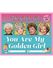 The Golden Girls: You Are My Golden Girl: A Fill-In Book