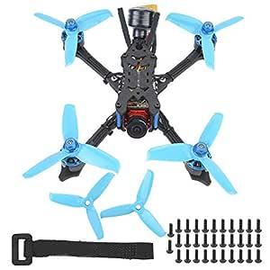 FPV Racing Drone, Arrow 3 152mm para cámara Caddx Ratel 1200TVL F4 ...