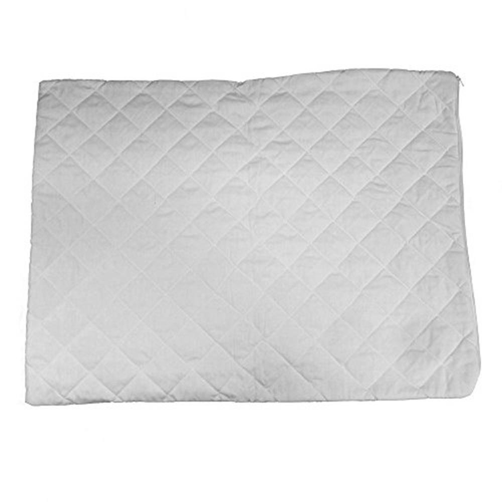 Quilted Pillow Protector - Single Piece (King) Hometex