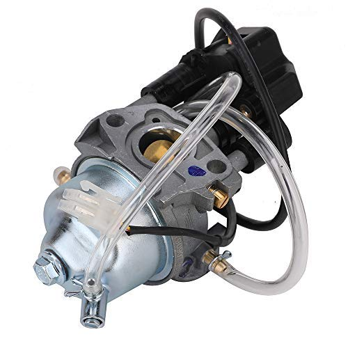 16100-Z0V-D12 Carburetor for Honda Carburetor 16100-ZL0-D66 Generator Part EU3000IS with Gasket Replaces 16100-ZL0-D65