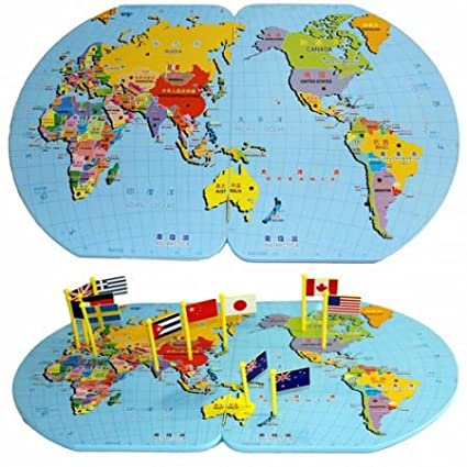 Buy lakshya world mapjigsaw puzzle36 country flags with countrys lakshya world mapjigsaw puzzle36 country flags with countrys capitalcurrency gumiabroncs Gallery
