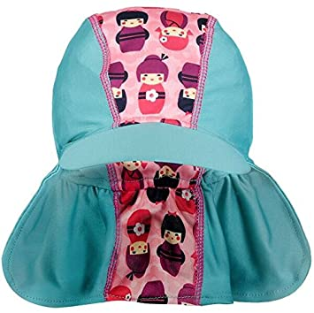 Pop-in Peaked Sun Hat Medium Lala and Bugsy