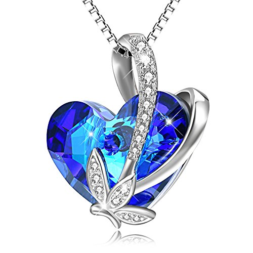 Childrens Butterfly Necklace - 7