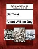 Sermons, Albert William Duy, 1275855571
