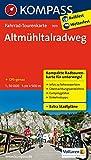 Altmühltalradweg: Fahrrad-Tourenkarte. GPS-genau. 1:50000. (KOMPASS-Fahrrad-Tourenkarten, Band 7011)