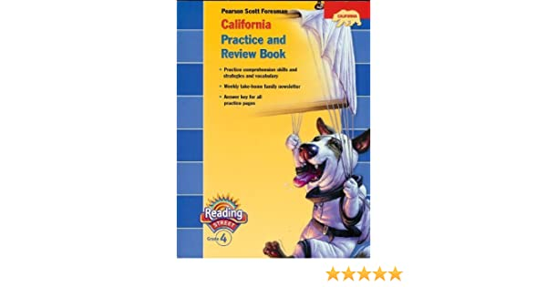 Pearson scott foresman california practice and review book pearson pearson scott foresman california practice and review book pearson california reading street grade 4 pearson scott foresman 9780328382774 amazon fandeluxe Images