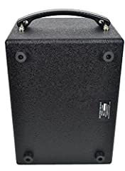 Double Four 70W Bass Combo Amp Black. The Double Four is a single channel bass amplifier that has an auxiliary input for iPad/iPod, mp3 or drum machine. It features 3-band EQ that is perfectly tailored for bass guitar, headphone out jack and ...