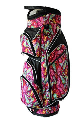 Taboo Fashions Monaco Premium Lightweight Ladies Golf Cart Bag (Native Joy)