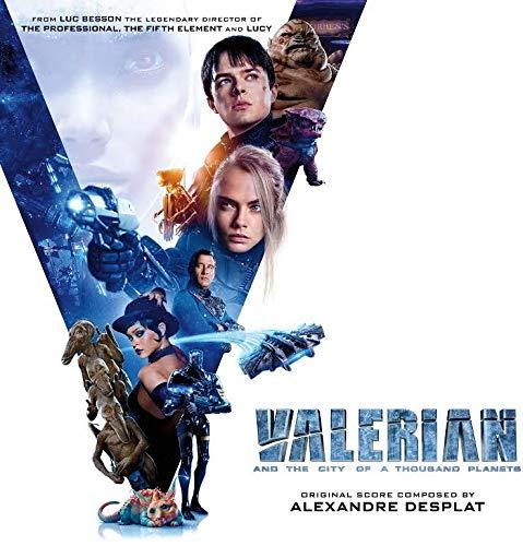 Valerian & The City Of A Thousand Planets (Original Soundtrack)