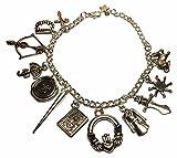 Buffy The Vampire Slayer Assorted Metal Charms BRACELET