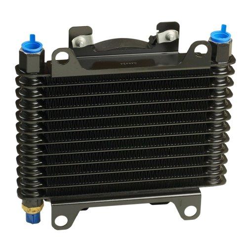 B&M 70298 Hi-Tek SuperCooler Oil Cooler with Fan by B&M (Image #1)